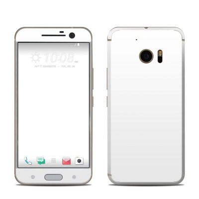 HTC 10 Skin - Solid State White