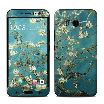 HTC U11 Skin - Blossoming Almond Tree
