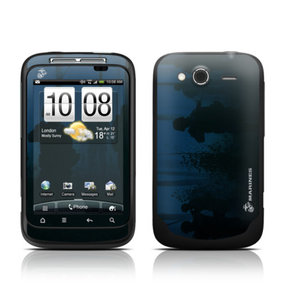 HTC Wildfire S Skin - Deploy