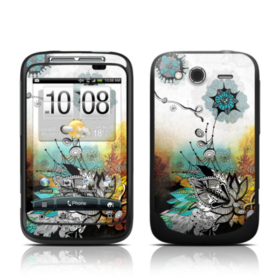 HTC Wildfire S Skin - Frozen Dreams