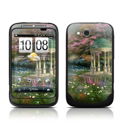 HTC Wildfire S Skin - Garden Of Prayer