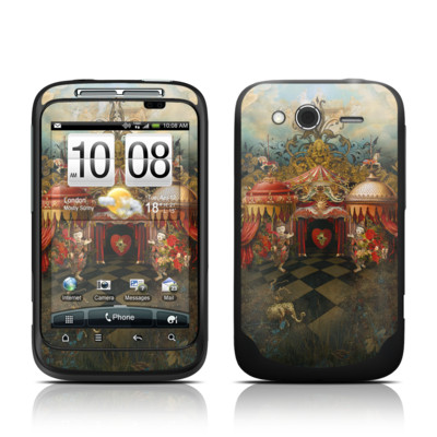 HTC Wildfire S Skin - Imaginarium