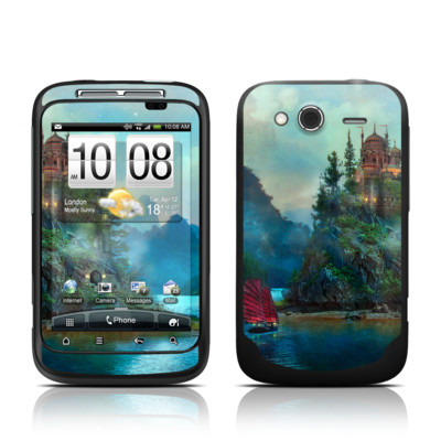 HTC Wildfire S Skin - Journey's End