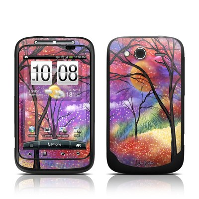 HTC Wildfire S Skin - Moon Meadow