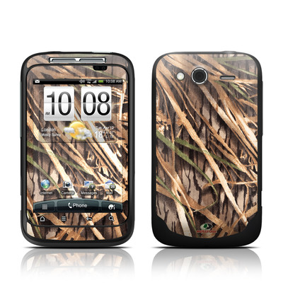 HTC Wildfire S Skin - Shadow Grass