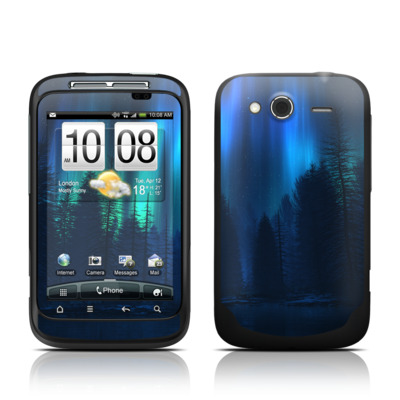 HTC Wildfire S Skin - Song of the Sky