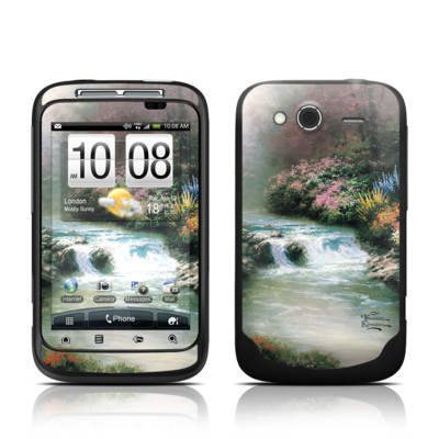 HTC Wildfire S Skin - Beside Still Waters