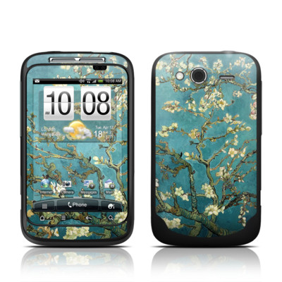 HTC Wildfire S Skin - Blossoming Almond Tree