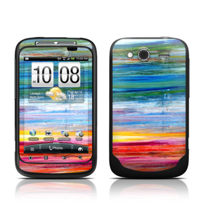 HTC Wildfire S Skin - Waterfall