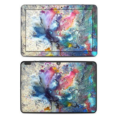 Insignia 10.1 Tablet Skin - Cosmic Flower
