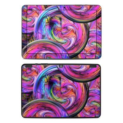 Insignia 10.1 Tablet Skin - Marbles