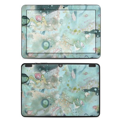 Insignia 10.1 Tablet Skin - Organic In Blue