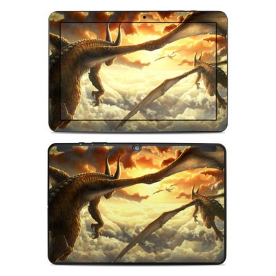 Insignia 10.1 Tablet Skin - Over the Clouds
