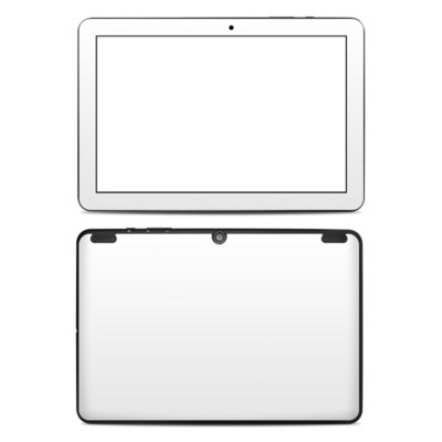 Insignia 10.1 Tablet Skin - Solid State White