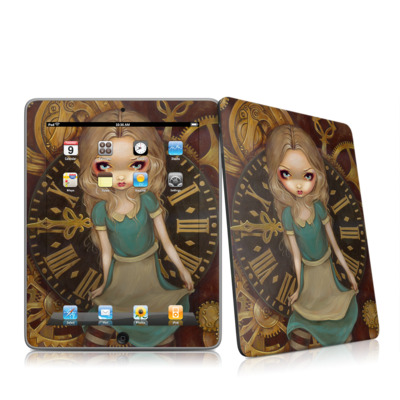 iPad Skin - Alice Clockwork