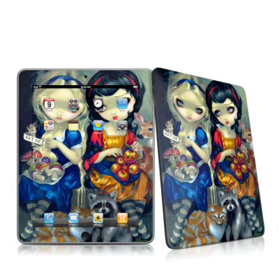 iPad Skin - Alice & Snow White