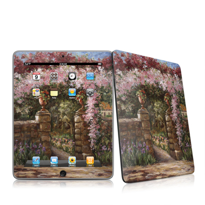 iPad Skin - Gate At Alta Villa