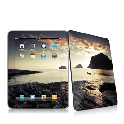iPad Skin - Anchored
