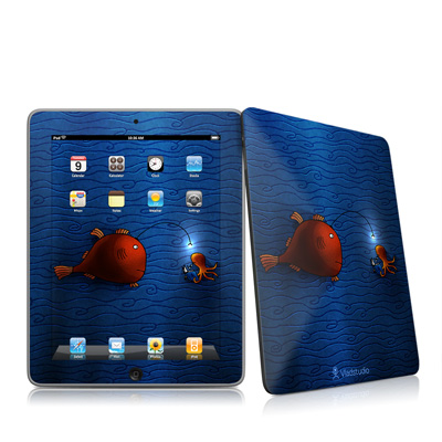 iPad Skin - Angler Fish