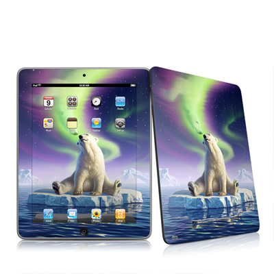iPad Skin - Arctic Kiss