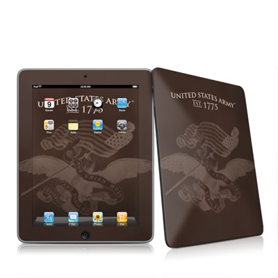 iPad Skin - Army Preserved
