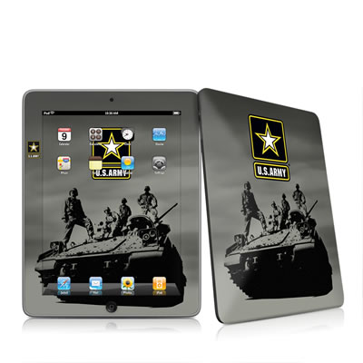 iPad Skin - Army Troop