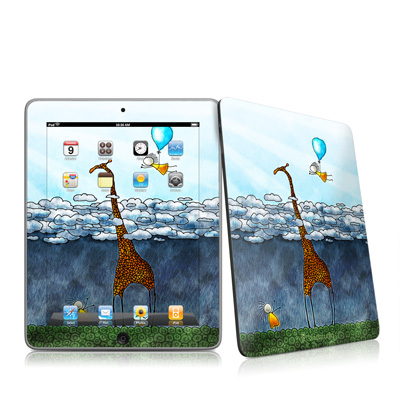 iPad Skin - Above The Clouds