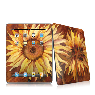 iPad Skin - Autumn Beauty