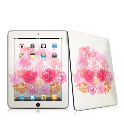 iPad Skin - Beautiful