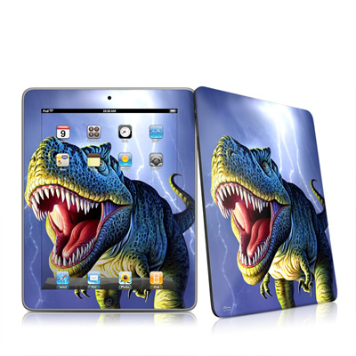 iPad Skin - Big Rex