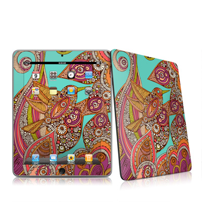 iPad Skin - Bird In Paradise