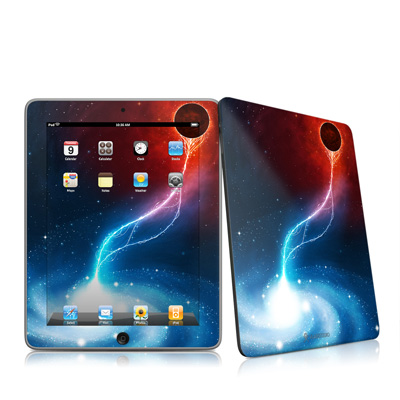 iPad Skin - Black Hole