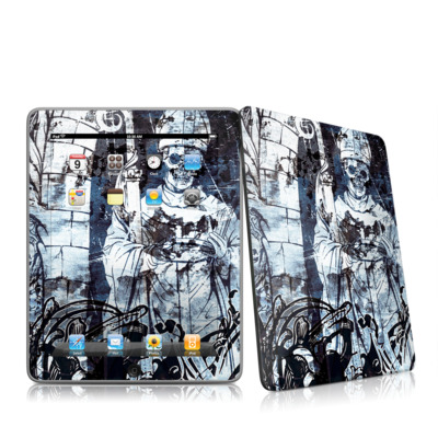 iPad Skin - Black Mass