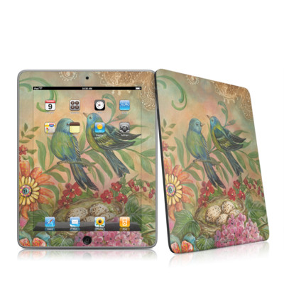 iPad Skin - Splendid Botanical