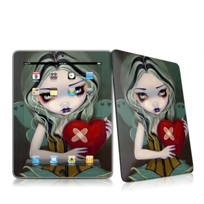 iPad Skin - Broken Heart
