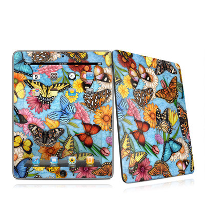 iPad Skin - Butterfly Land