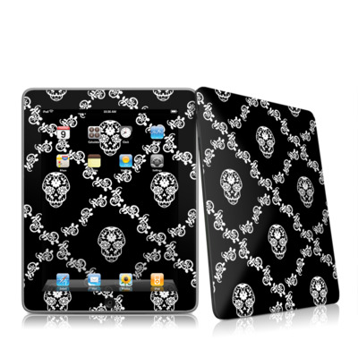 iPad Skin - Calavera Lattice