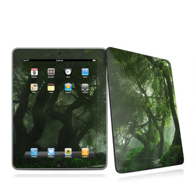 iPad Skin - Canopy Creek Spring