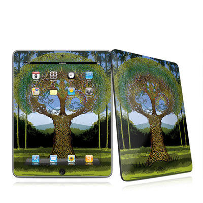 iPad Skin - Celtic Tree