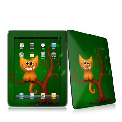iPad Skin - Cheshire Kitten