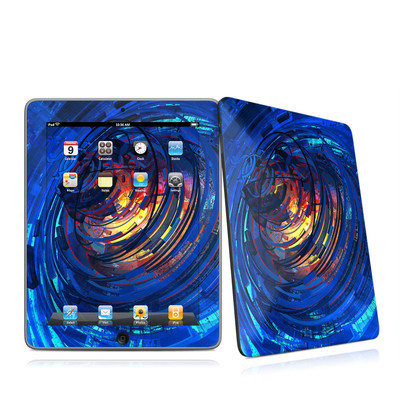 iPad Skin - Clockwork