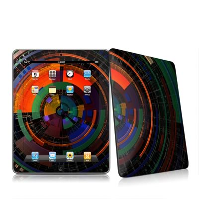 iPad Skin - Color Wheel
