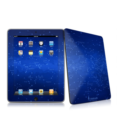 iPad Skin - Constellations