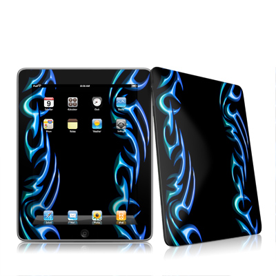 iPad Skin - Cool Tribal