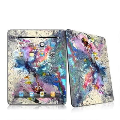 iPad Skin - Cosmic Flower