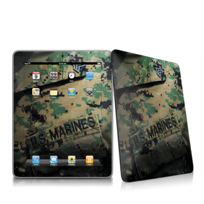 iPad Skin - Courage