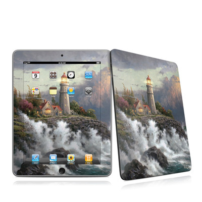 iPad Skin - Conquering Storms