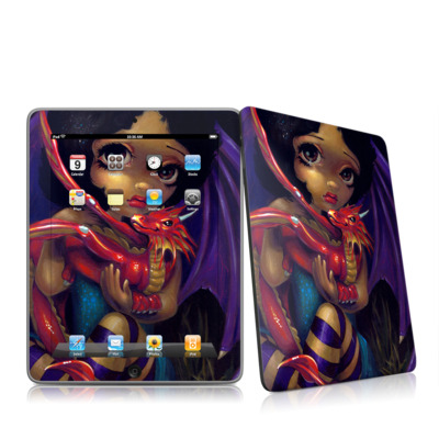 iPad Skin - Darling Dragonling
