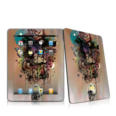 iPad Skin - Doom and Bloom