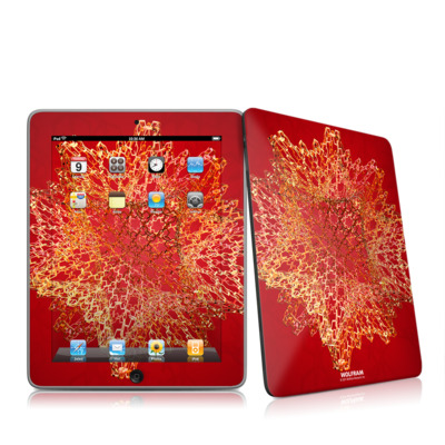 iPad Skin - Dodecahedron Cage